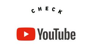 YouTubeページ